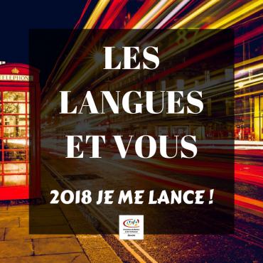 formation langues 2018 CMA Savoie