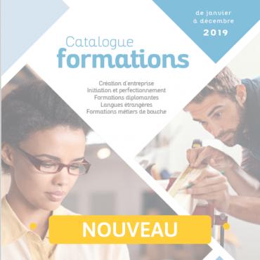 nouveau catalogue formations 2019 cma savoie